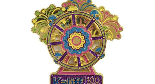 Fiesta medal-perfect craftsgifts