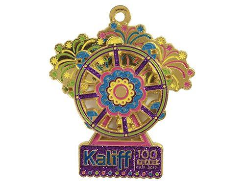 custom fiesta medals 2018