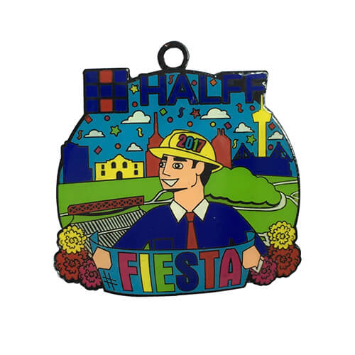 fiesta medal 2017-perfect crafts and gifts