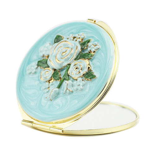 compact mirror wedding gifts-perfectcraftsgifts