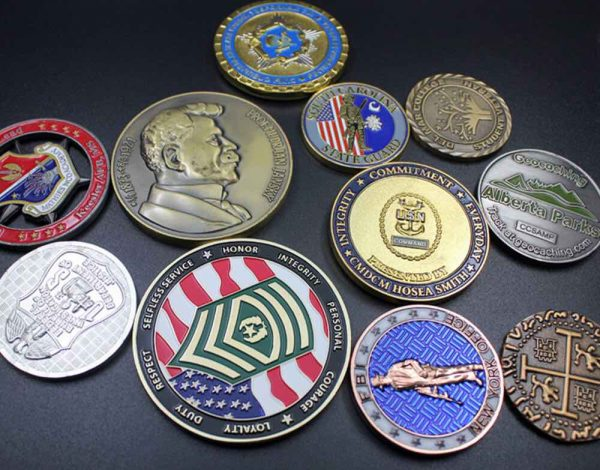 what is a challenge coin