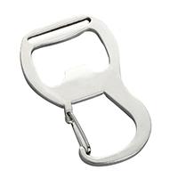 carabiner bottle opener