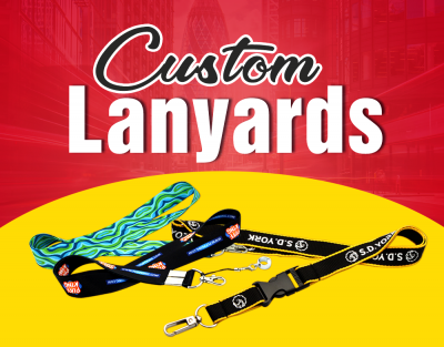 custom lanyards