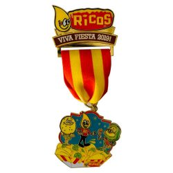 Ricos Medals