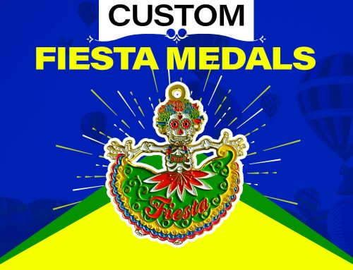 Custom fiesta medals in fiesta online store