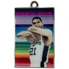 printed fiesta medal