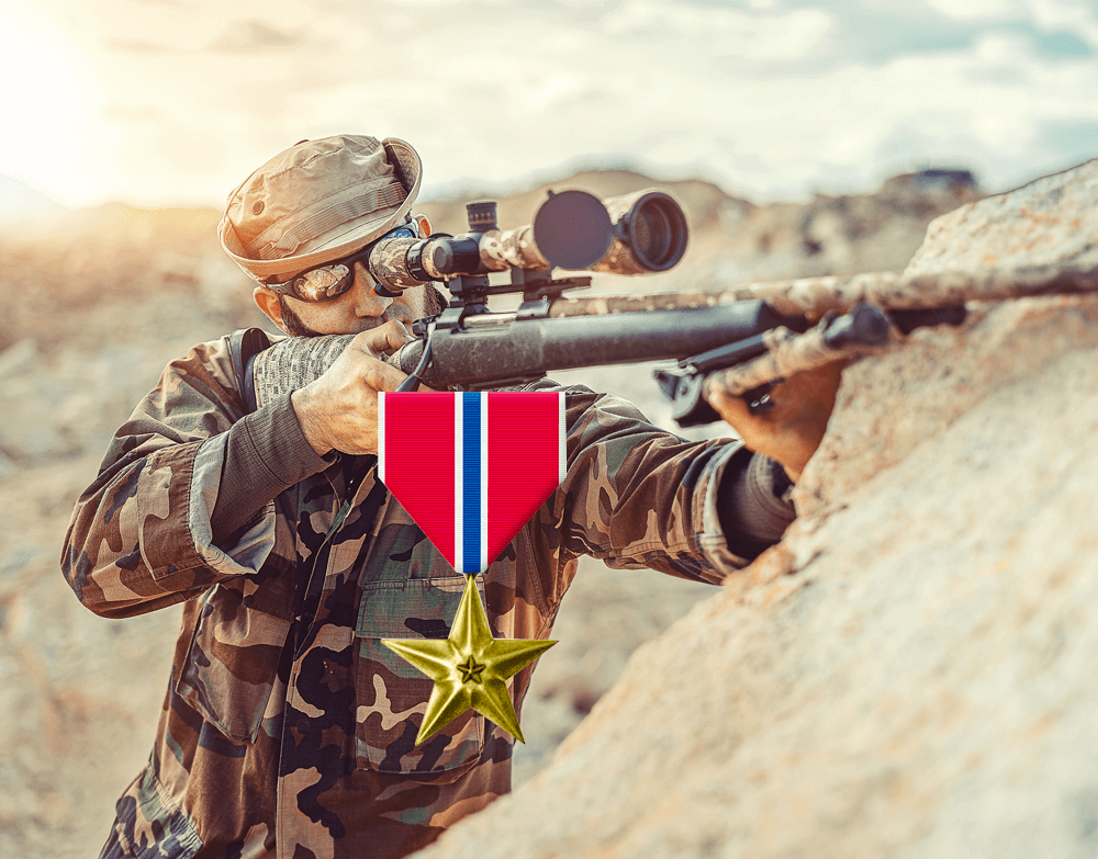 what is a bronze star medal