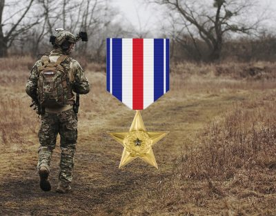 what is silver star medal