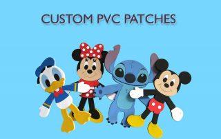 custom PVC patches