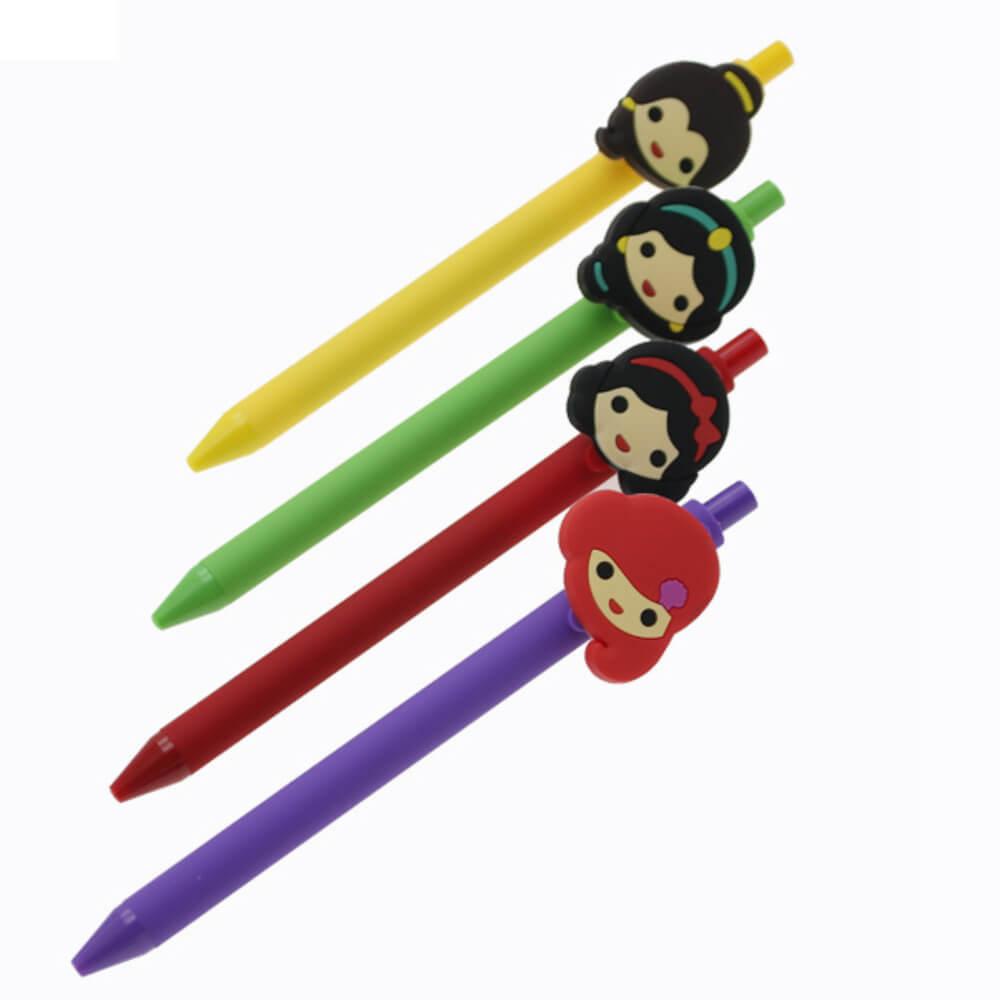 cute and funny cartoon pen