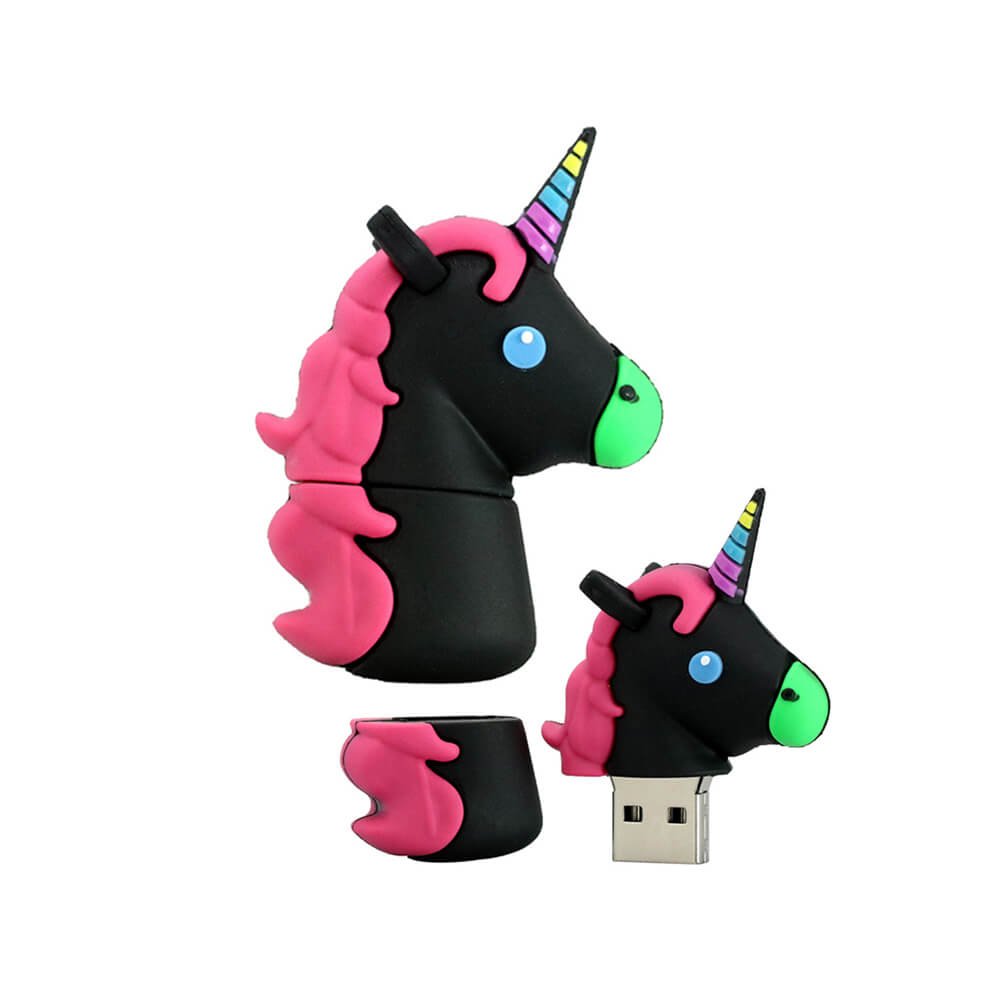 Custom Unicorn USB flash
