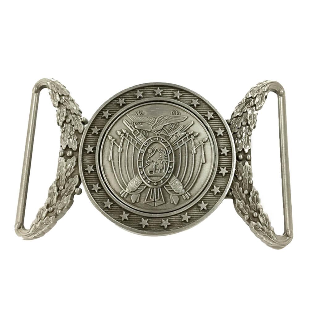 custom belt buckle engraving