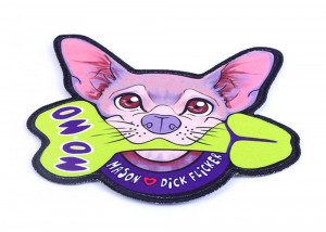 custom screen printing patches