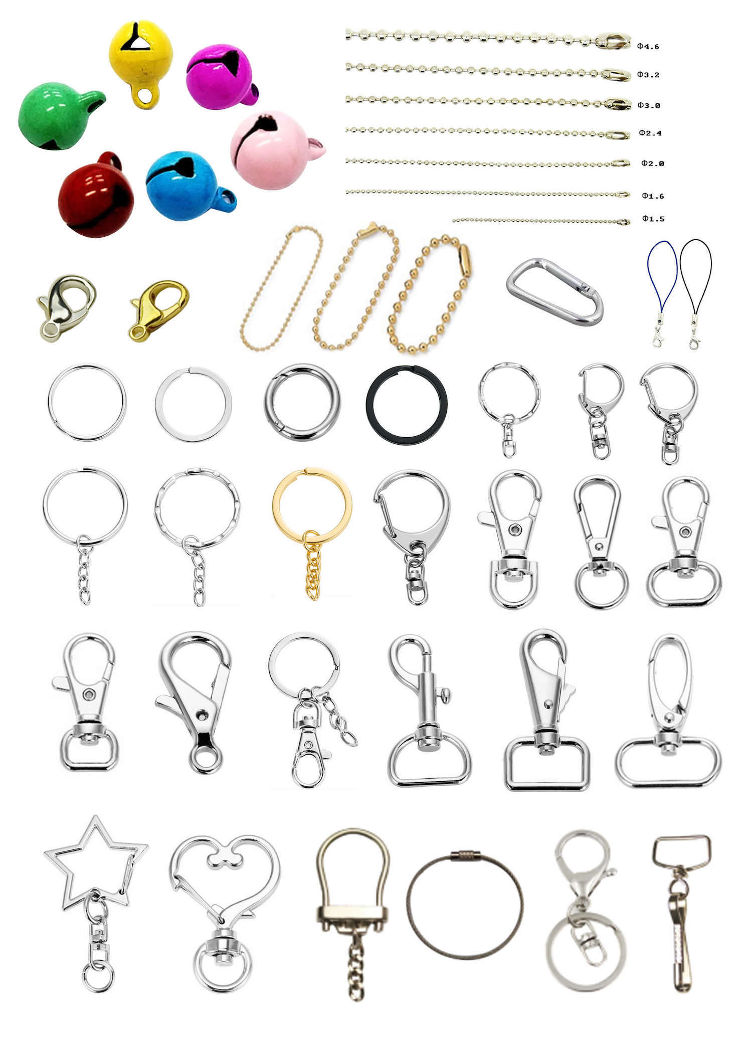keychain attachments
