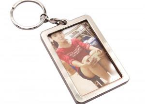 Personalized photo keychains