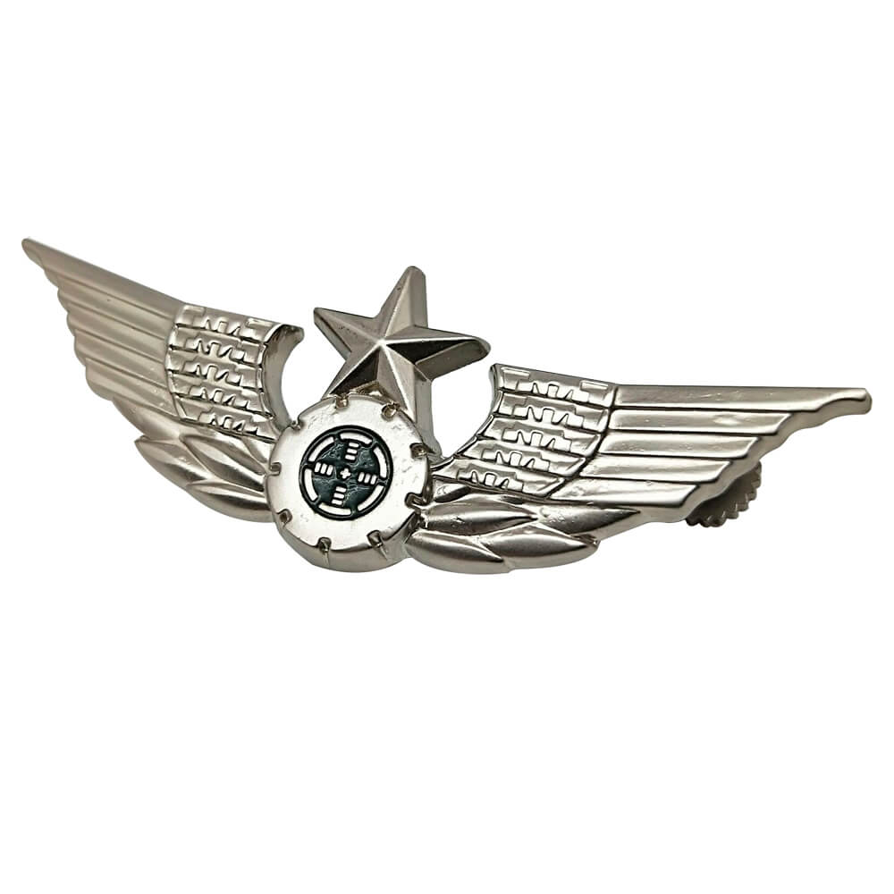 car emblems with wings