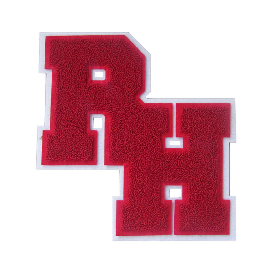 monogram varsity letters-RH